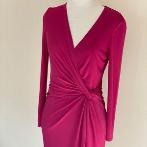 Gorgeous Dark Pink Dress